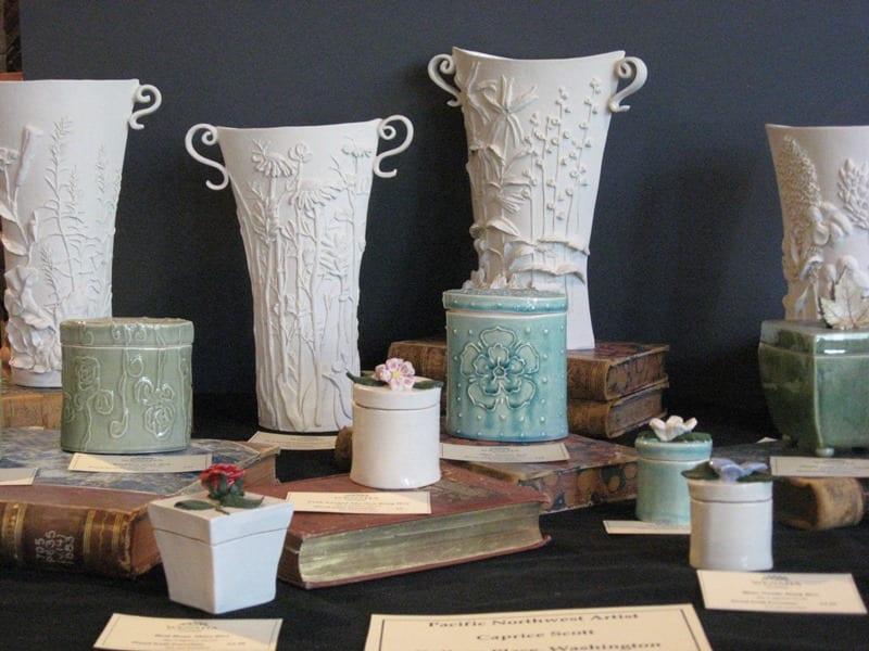porcelain art by caprice scott