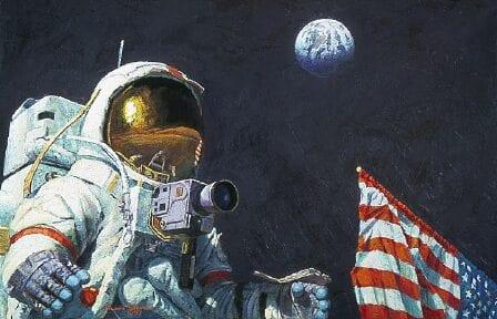 Last Man Moon