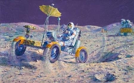 Lunar Grand Prix