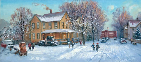 A Christmas Story - Paul Landry