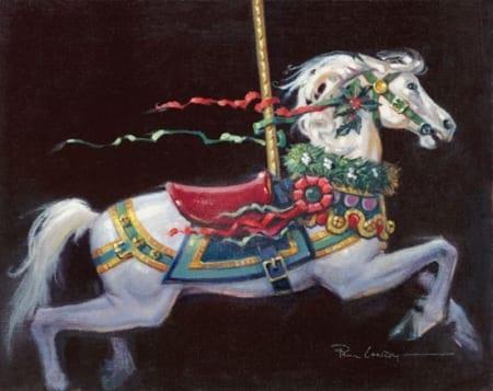 Christmas Pony - Paul Landry