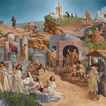 Parables - James Christensen