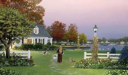 Tender Cares of Autumn - William Phillips