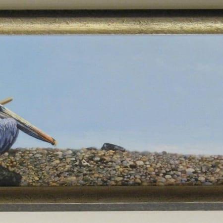 Waiting for the Tide - James Christensen