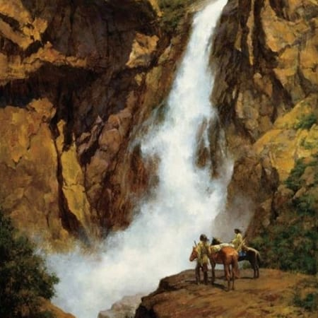 Where Spirits Dwell - Howard Terpning