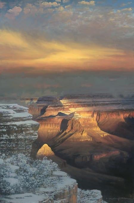 Winter Splendor - William Phillips