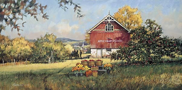 Apple Valley Orchard - Paul Landry