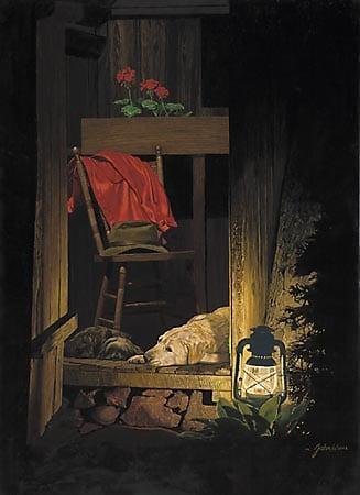 Evening Companions - John Weiss