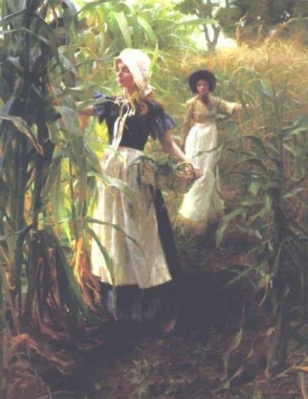 Fields of Gold - Morgan Weistling