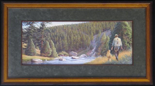 Fishing Buddies - Scott Kennedy