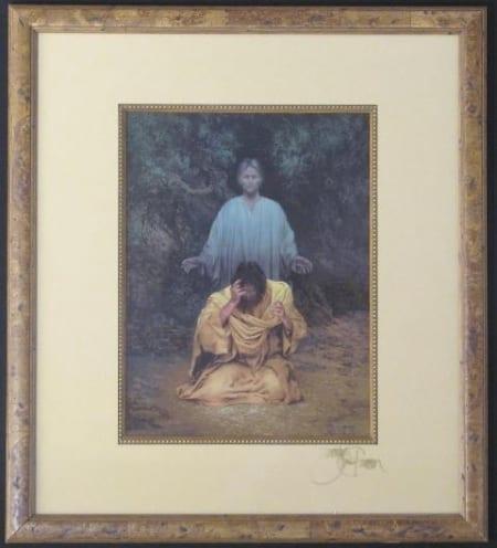Gethsemane - James Christensen
