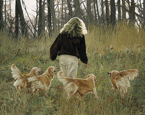 Golden Moments - John Weiss
