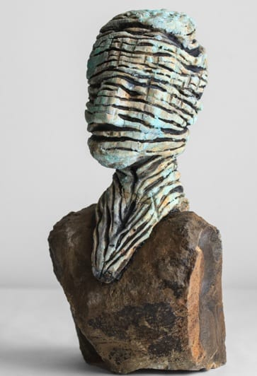 Penny michele artist show other worldly sculptures