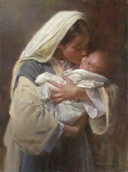 Kissing the Face of God - Morgan Weistling