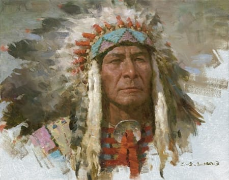 Leader of the Tribe - Z.S. Liang