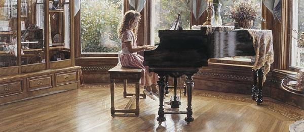 Music Room - Steve Hanks