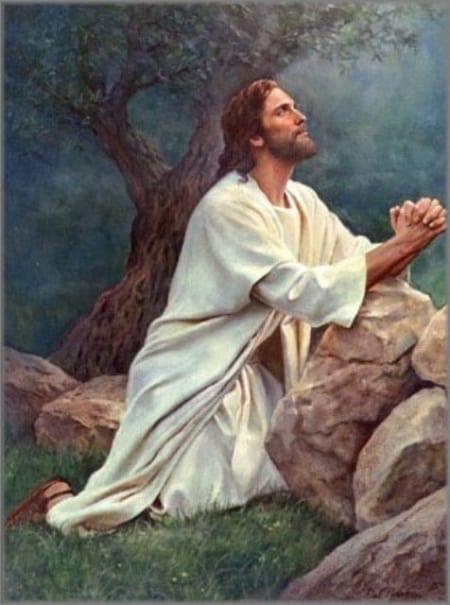 Prayer at Gethsemene
