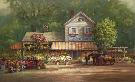 Rainbow Gardens - Paul Landry