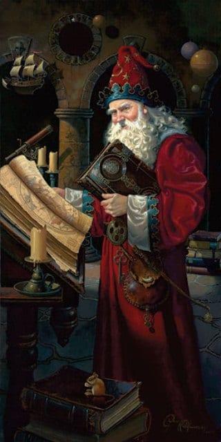 Solarus the Wizard