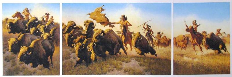 Splitting the Herd - Frank McCarthy