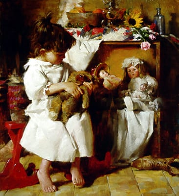 Still the Favorite - Morgan Weistling