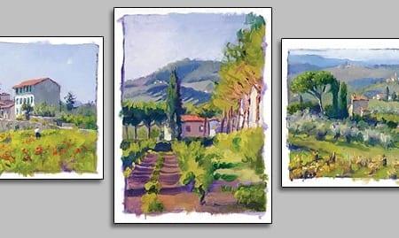 Studies of...Dona Di Natura