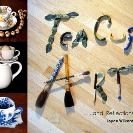 Tea Cup Art