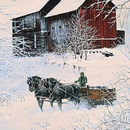 Winter Delivery
