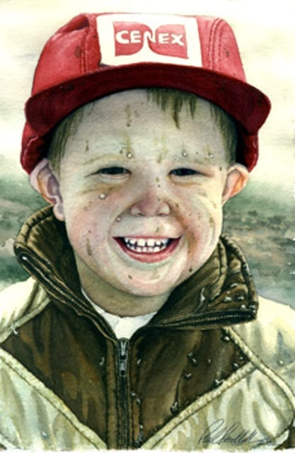 Winter Son Shine - Paul Strohbehn