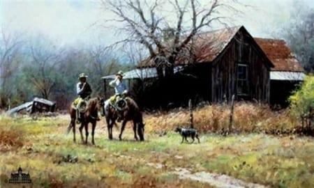 Brush Country Cowboys