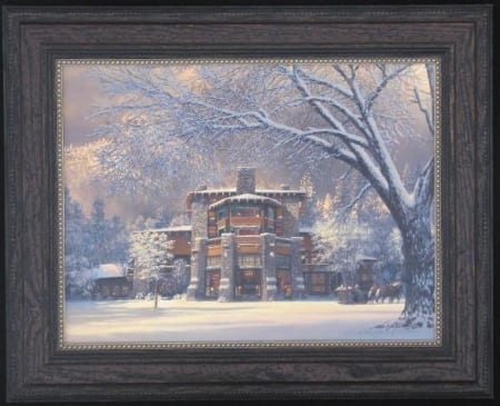 Christmas Eve at the Ahwahnee - William Phillips