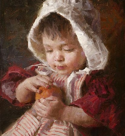 Juicy Peach - Morgan Weistling