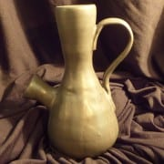 Hand thrown pottery by Roberta Zimmerman