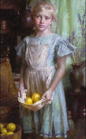 Lemon Girl - Morgan Weistling