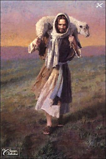 The Lord is My Shepherd - Morgan Weistling