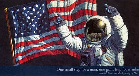America's Team Alan Bean