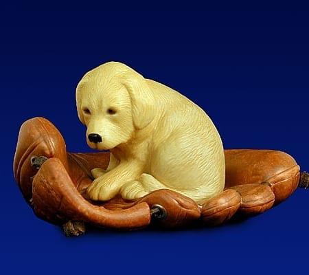 Puppy Glove