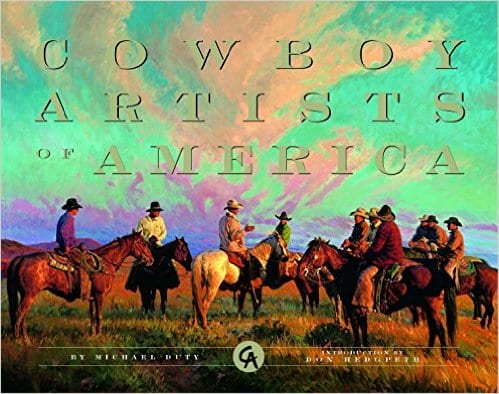 Book - Cowboy Artists of America