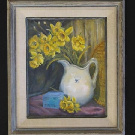 Daffodil Pitcher - Vivian McCauley