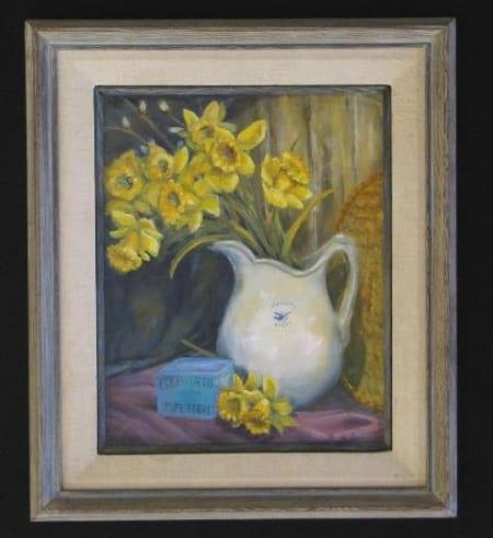 Daffodil Pitcher - Vivian McCauley