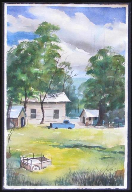 Spring Clouds - Vivian McCauley
