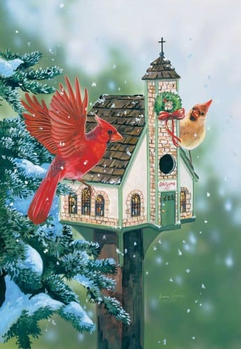Puzzle-Welcome All Cardinals