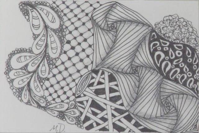Tangles, by Meredith Dedman