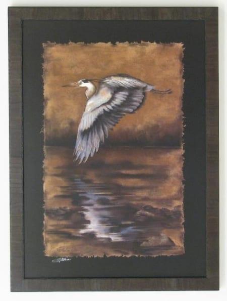 Silent Flight - Monica Stobie
