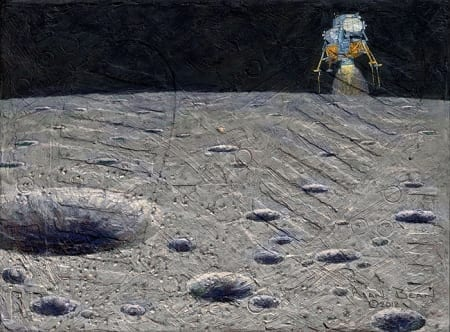 Armstrong Heads Beyond the Boulders