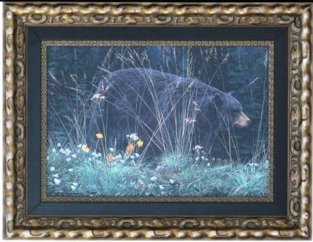 Bear & Blossom - Stephen Lyman