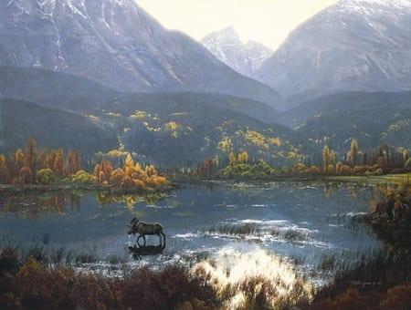 Canadian Autumn - Stephen Lyman
