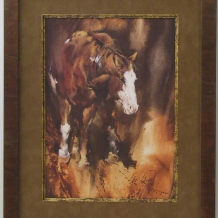 The Mare_Framed