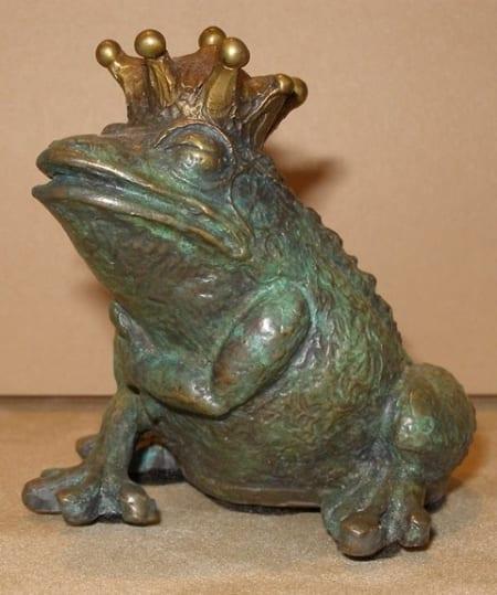 King Bull Frog