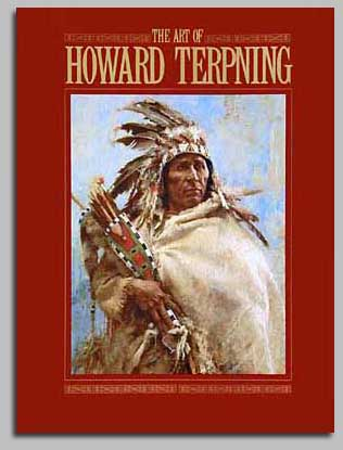 Art of Howard Terpning by Howard Terpning